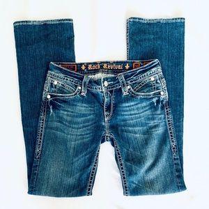 Rock Revival Patti Boot Cut Jeans - SZ 30